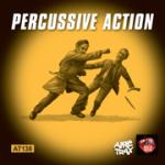 percussive action