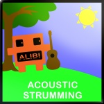 acoustic strumming