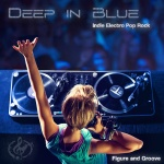 deep in blue
