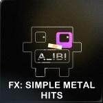 simple metal
